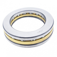 High speed and low vibration thrust ball bearing 51211 is supplied from stock, with excellent qualit